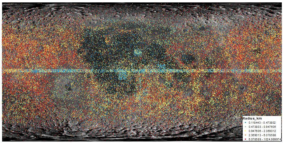LU78287GT Moon crater data base