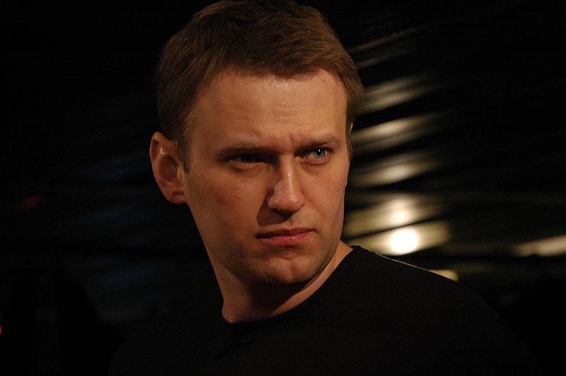 Алексей Навальный. Фото— Алексей Юшенков / <i>Wikimedia Commons</i>.