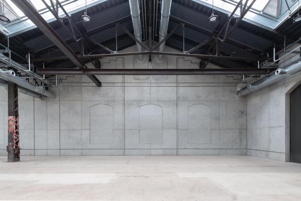 Wagenhallen, Stuttgart, Germany