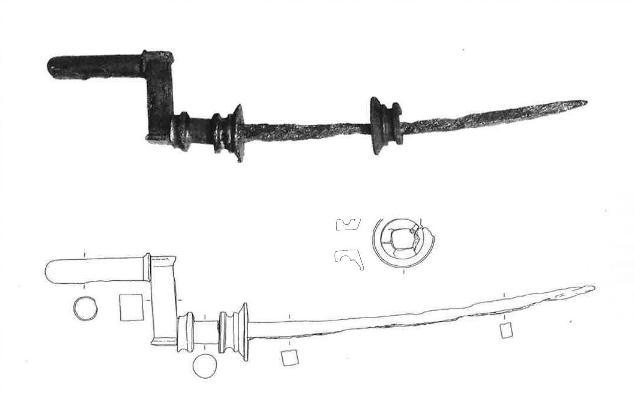 Древний коленчатый вал (Аугуста Раурика) (Schiöler 2009)
