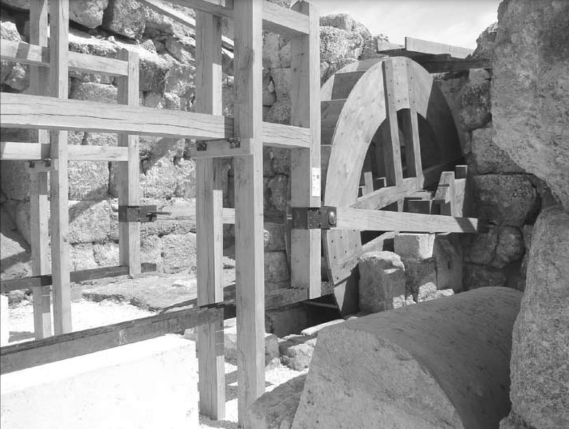 Реконструкция механизма вГерасе (Seigne 2007)