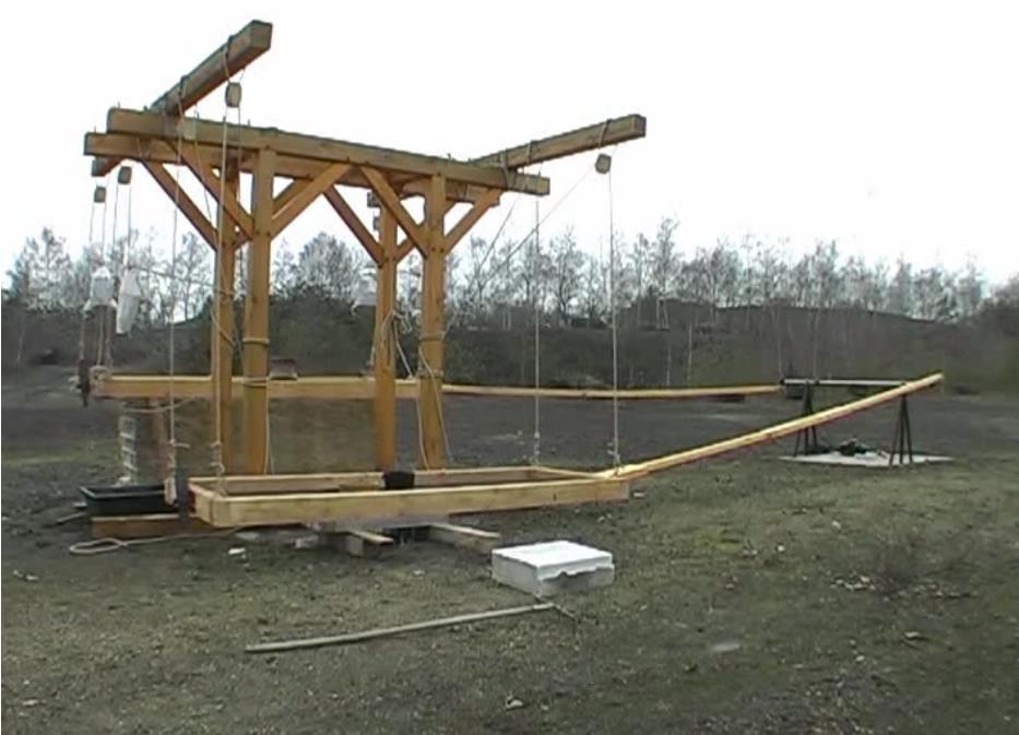 Реконструкция механизма вЭфесе
