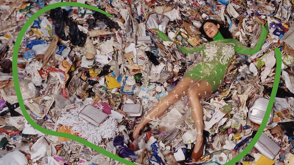 Быстрая мода = быстрый мусор.