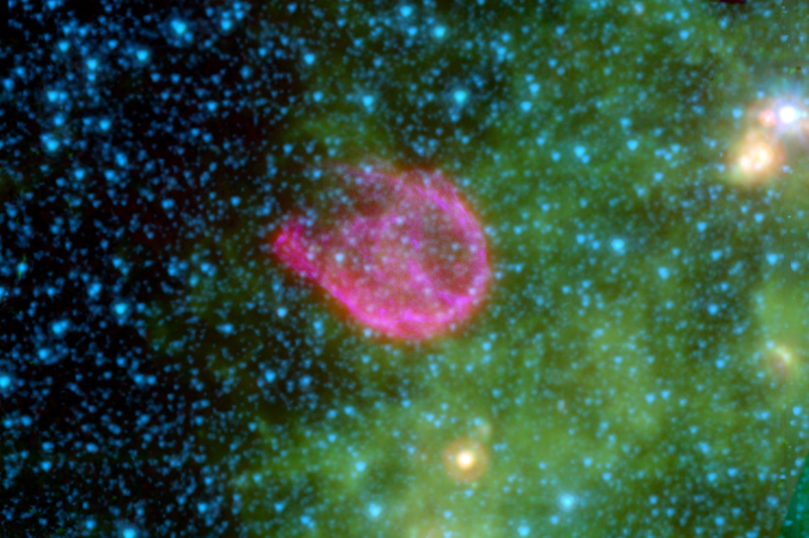 LMC Supernova Remnant N132D