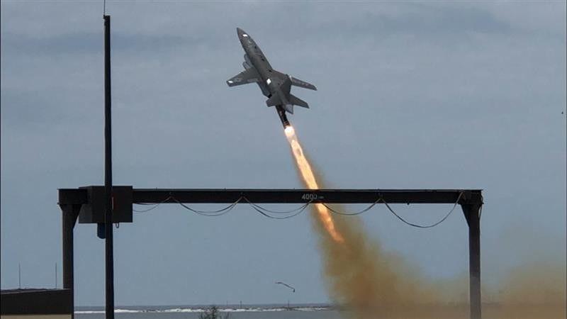 Система искусственного интеллекта <i>Skyborg</i> впервые самостоятельно управляла самолётом.