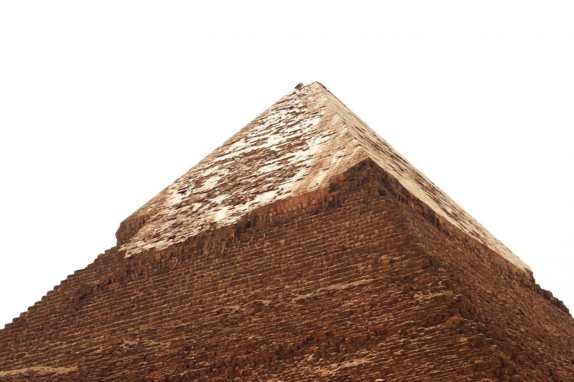 «Шапочка» пирамиды Хафра