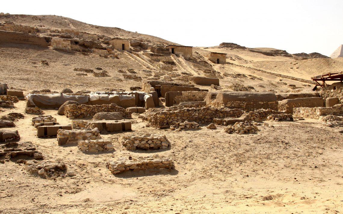 Некрополь «Посёлка строителей пирамид»