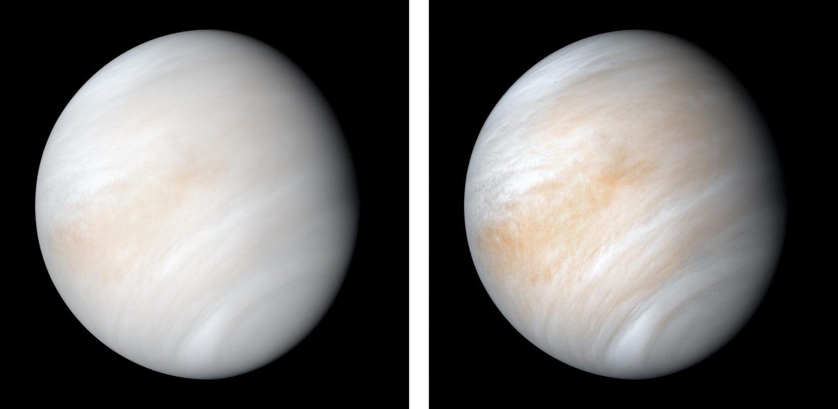 Venus by Mariner 10 enhanced