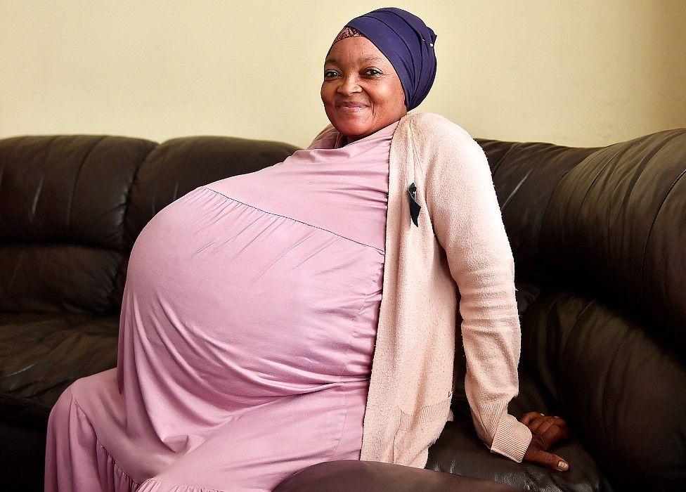 Госиаме Тамара Ситхоле месяц назад. Фото— <i>African News Agency</i>.