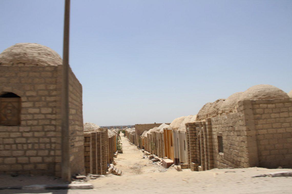 Старое исламское кладбище вМинья