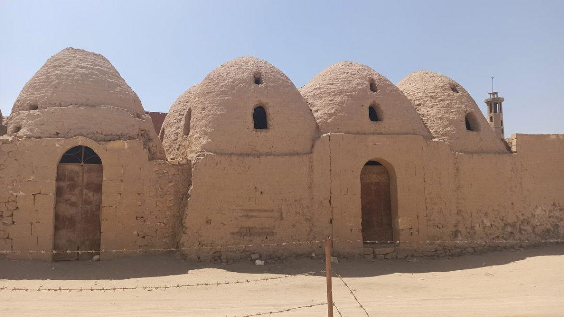 Так выглядят склепы исламского кладбища