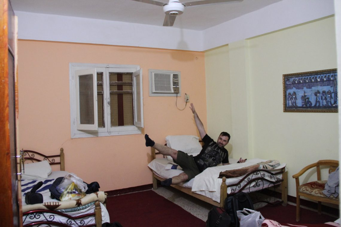 Георгий Соколов вномере отеля «Цветок жизни»