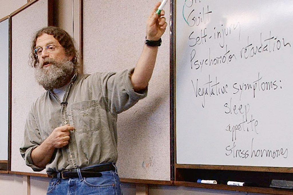 Лекция Роберта Сапольски вСтэнфорде.