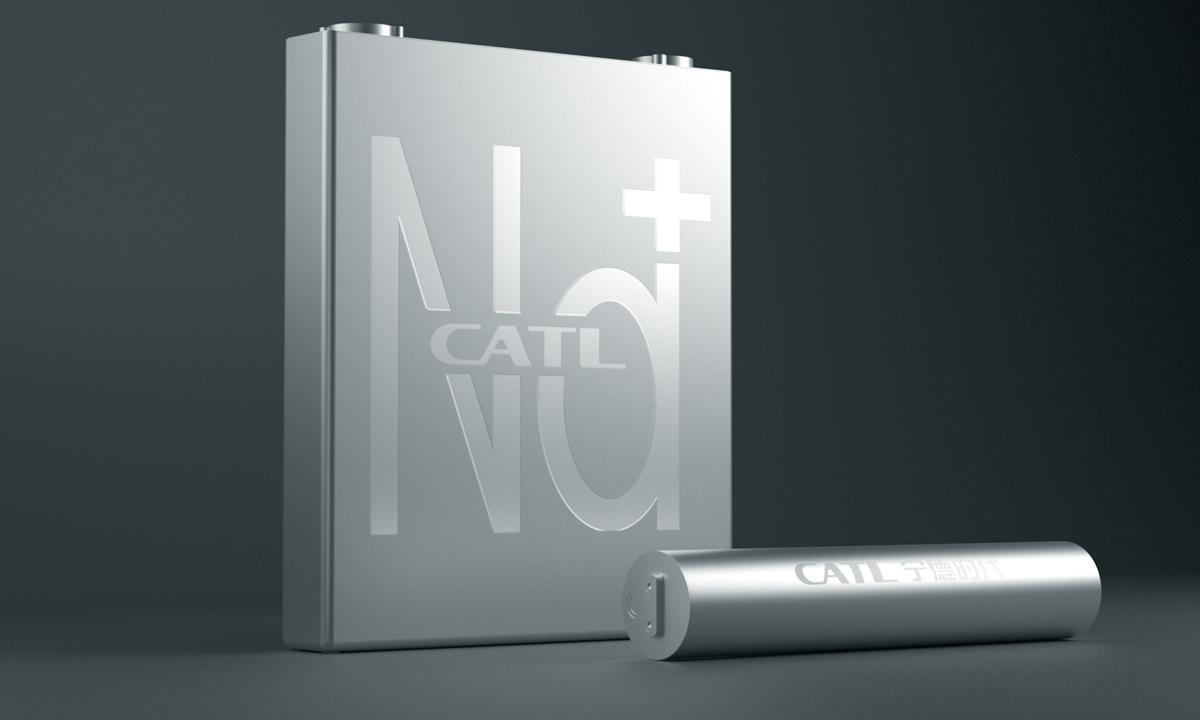 Натрий-ионный аккумулятор <i>Contemporary Amperex Technology</i>.
