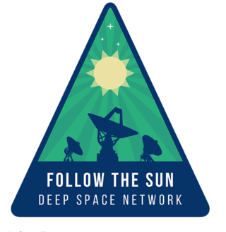 Follow the Sun in Deep Space Network